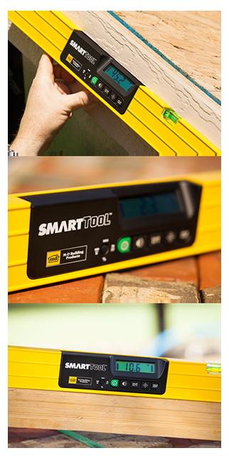 Smart Tool Levels