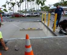 SmartTool Screed Ropes Check Level 2 4-16-13